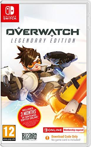 Overwatch Legendary Edition - Nintendo Switch [Edizione: Regno Unito]