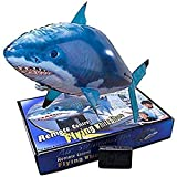 Kilinily Remote Control Flying Shark Toys Air Swimming Fish RC Animal Toy Infrared RC Fly Air Balloons Clown Fish Toy Gifts Party Decoration