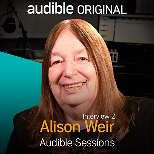 Alison Weir - May 2019 audiobook cover art