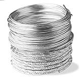 Creacraft Schmuckdraht-Set Silver Styles