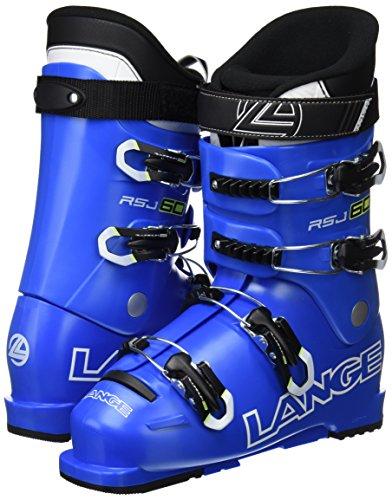 Lange RSJ 60 - Scarponi da sci per bambini, colore: blu, 23