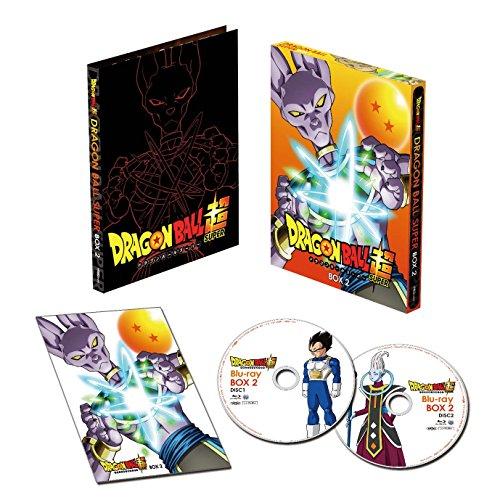 ドラゴンボール超 Blu-ray BOX2