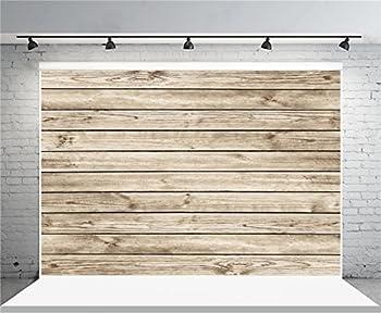 AOFOTO 8x6ft Grunge Wooden Plank Photography Background Vintage Shabby Wood Panel Backdrop Old Striped Hardwood Board Kid Baby Adult Boy Girl Portrait Photoshoot Studio Props Video Drape Wallpaper