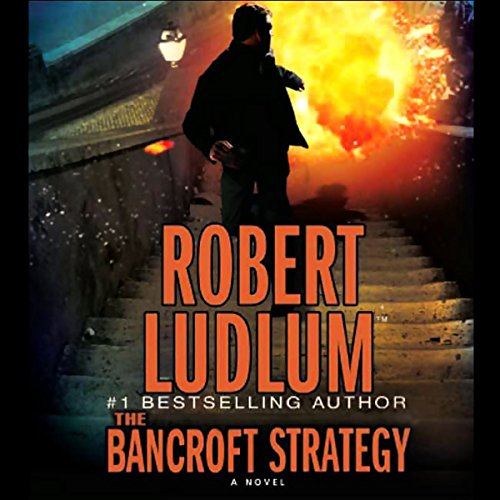 The Bancroft Strategy audiobook cover art