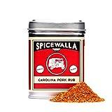 Spicewalla Carolina Pork Rub 4.2 oz | BBQ Rub for Seasoning Ribs, Chicken, Beef, Vegetables | Barbecue, Grilling, Roast, Slow Cooker