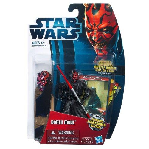 Hasbro - 36568 - Figurine - Jouet pour Enfant - Noir - Rouge - 4 Ans