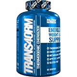Evlution Nutrition Trans4orm Thermogenic Energizing Fat Burner...