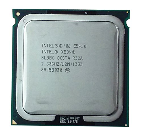 Reacondicionado Intel Xeon 2.33 GHz LGA 771 1333 MHz SLBBC