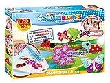 CRAZE- Cuentas Fuse Beads Splash BEADYS Juego de Manualidades para niñas con fusibles de Agua para Principiantes 15308, Multicolor , color/modelo surtido