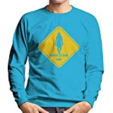 Winter At Your Own Risk White Walkers Game Of Thrones Men's Sweatshirt