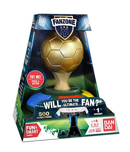 Fanzone ZZ85708 Football Trivia Game