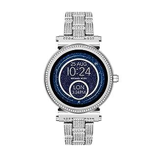 Michael Kors Women's Smartwatch Sofie MKT5024 (B075MS6XKS)   Amazon price tracker / tracking, Amazon price history charts, Amazon price watches, Amazon price drop alerts