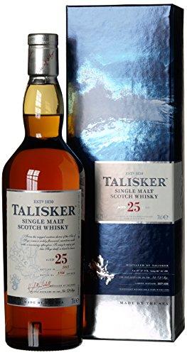 Talisker - Single Malt Scotch 25 year old