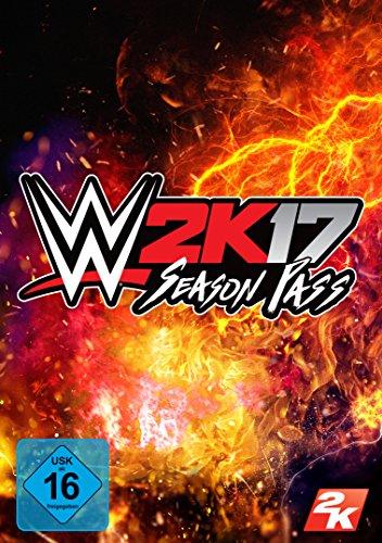 WWE 2K17 - Season Pass Edition [PC Code - Steam]