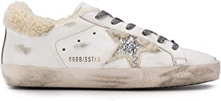 GOLDEN GOOSE Luxury Fashion Womens G35WS590P90 White Sneakers | Fall Winter 19