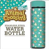 Animal Crossing, Teal Icons Vacuum...