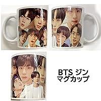 New!! BTS 防弾少年団 JIN ジン マグカップ