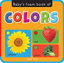Baby's Foam Book of Colors (Baby's Foam Books)