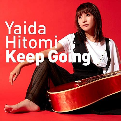 [画像:Keep Going (CD+DVD)]