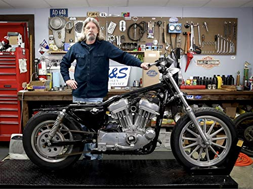 How To Install an S&S Cycle 1200cc Hooligan kit on a 883cc Harley-Davidson Sportster Part 1