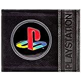 Cartera de Playstation Original PS Logo Desde 1994 Negro
