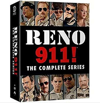 Reno 911 The Complete Series  DVD 2014 14-Disc Set