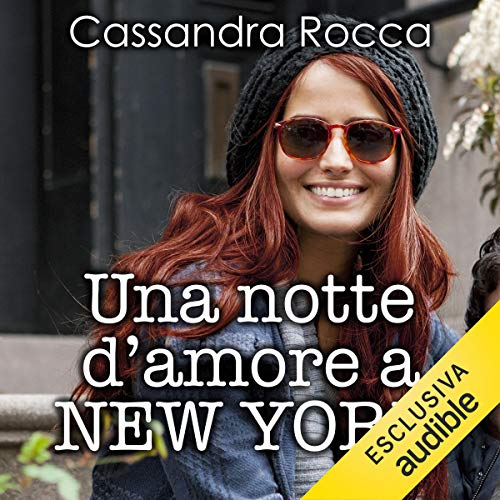 Una notte d'amore a New York audiobook cover art