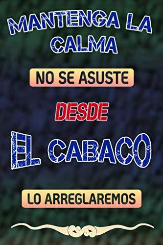 Pas de panique, nous allons le réparer depuis El Cabaco lo arreglaremos: Cuaderno | Diario | Diario | Página alineada