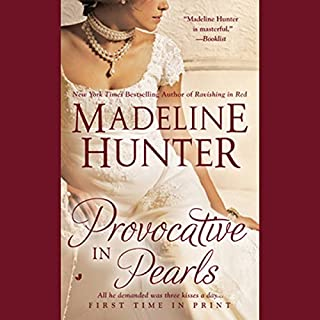 Provocative in Pearls audiobook cover art