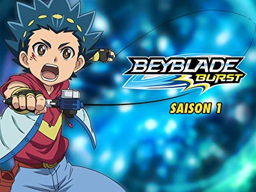 Beyblade Burst - Saison 1