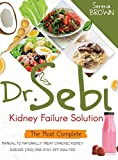 Dr. Sebi Kidney Failure Solution: How to Naturally Treat Chronic Kidney Disease (CKD) and Stay Off Dialysis
