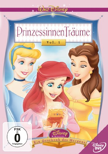 Prinzessinnen Träume, Vol. 1 - Ein Geschenk des Herzens