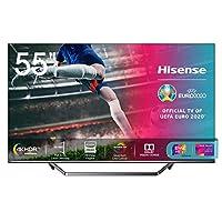 Hisense 55U71QF, Smart TV 4K Quantum Dot da 55 pollici