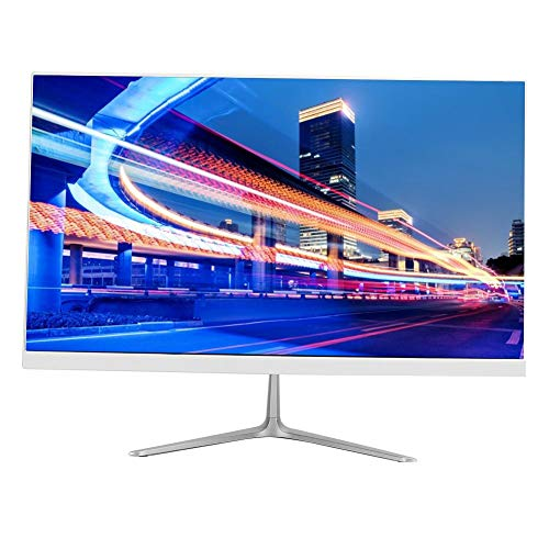 cigemay All‑in‑One PC Desktop,21.5‑Inch Computer Ultra‑Thin i5‑2520M LED Screen,1920 x 1080P Resolution,Suitable for Home,Office,With Base,Power Adapter(EU-i5-2520M)