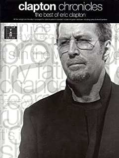 Clapton Chronicles: The Best of Eric Clapton, Guitar Tub Edition