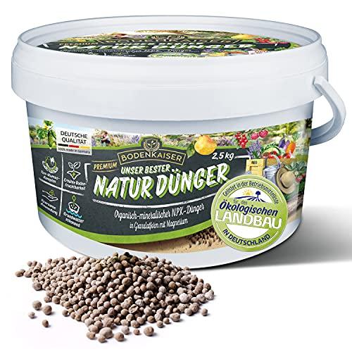 Bodenkaiser -   Naturdünger für