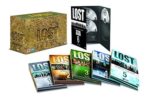 Lost - Seasons 1-6 (5 Dvd) [Edizione: Paesi Bassi] [Edizione: Regno Unito]