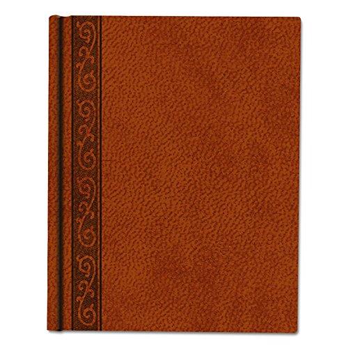 Blueline Da Vinci Notebook, College Rule, 11 x 8.5 inches, Cream, 75 Sheets (A8004)