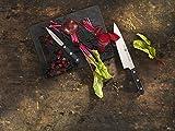 Zwilling Messerblock Gourmet 6 teilig, Edelstahl, Silber/Schwarz, 38 x 28 x 28 cm, 6-Einheiten - 4