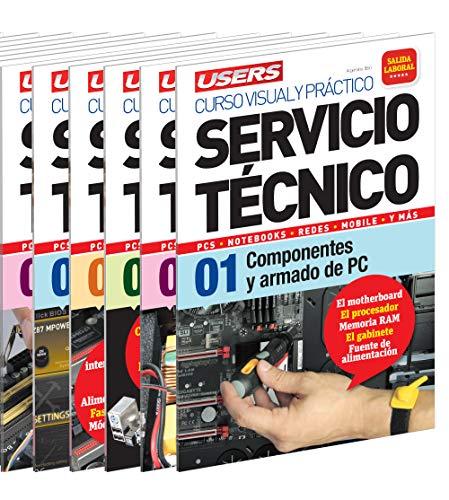 Servicio Técnico - PCs, Notebooks, Redes, Mobile y màs (Spanish Edition)