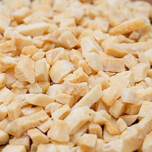 焼きココナッツ 皮なし (130g) 無漂白 無着色 ココナツ 神戸スパイス