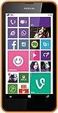 Nokia Lumia 630 Single-SIM Smartphone (4,5 Zoll (11,4 cm) Touch-Bildschirm, 8 GB Speicher, Windows 8.1) orange