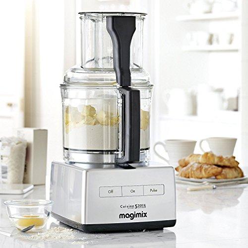 Magimix - Robot de cozinha 5200XL da Magimix - 22.1309.3000 - Cromado