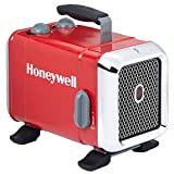 Honeywell HZ-510MPC ProSeries Utility Ceramic Heater, Red