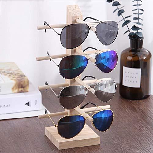 soporte gafas madera de la marca LZL