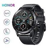 Foto Honor Magic Watch 2 Smartwatch,GPS 5ATM Impermeabile Orologio Bluetooth Smart Monitor di Frequenza Cardiaca, Stress e Spo2,Smart Watch Donne Uomo, (Nero 46mm)