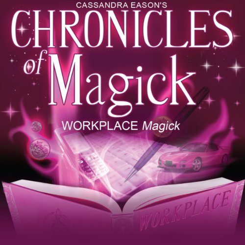 Chronicles of Magick: Workplace Magick copertina