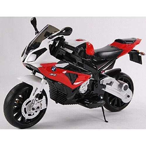 Vehiculo infantil - Eléctrico Motos niños - De BMW Con licencia 12V7Ah S1000RR
