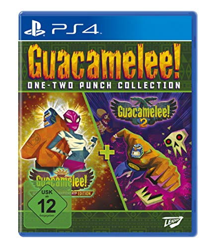 Guacamelee One-Two Punch Collection [PS4]