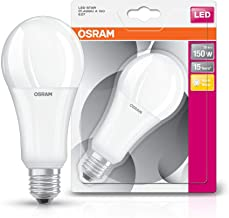 Osram LED Star Classic A/LED Lamp, Classic Bulb Shape with Screw Base: E27, 19 W, 220…240 V, 150 W Replacement, Frosted, W...